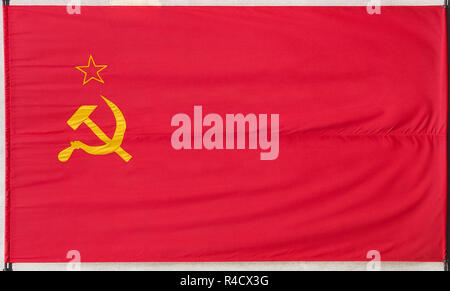 Flag of the Soviet Union - Stock Photo