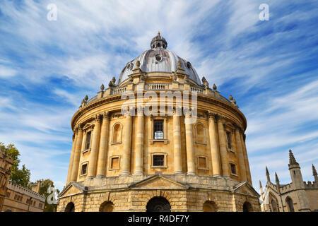 Radcliffe Camera, Oxford, England, United Kingdom - Stock Photo