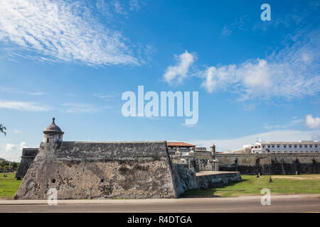 The Breakwater of Santa Catalina, The Pincer - Stock Photo