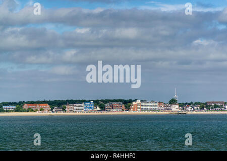 Nordfriesland, Wyk on the island fa, Wyk auf der Insel F - Stock Photo