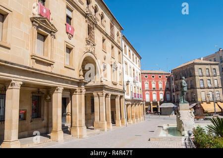 Andalucia Square, Ubeda, Jaen, Spain - Stock Photo