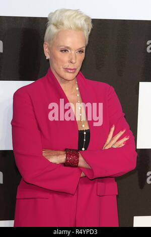 London, London, UK. 28th Nov, 2018. Brigitte Nielsen at the Creed 2 UK Premiere at the BFI Imax. Credit: Keith Mayhew/SOPA Images/ZUMA Wire/Alamy Live News - Stock Photo