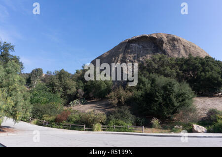 #AlamyPicNeeds: Eagle Rock Monument, Los Angeles, USA #travelphotography - Stock Photo