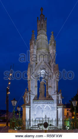 National Monument commemorates the rebellions of 1798, 1803, 1848 and 1867, Grand Parade, Centre, Cork, County Cork, Munster, Ireland - Stock Photo
