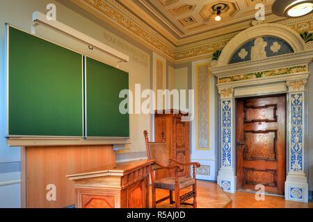 Niederösterreich, Berndorf, Stilklassen in den von Arthur Krupp errichteten Schulen, 1896 - Lower Austria, Berndorf, Style Classrooms, 1896 - Stock Photo