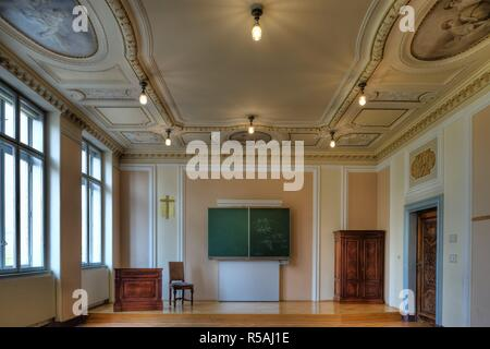 Niederösterreich, Berndorf, Stilklassen in den von Arthur Krupp errichteten Schulen, 1896 - Lower Austria, Berndorf, Style Classrooms, 1896 - Stock Photo