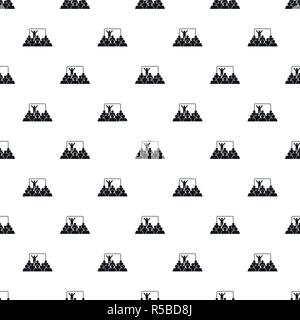 Presentation pattern seamless vector repeat geometric for any web design - Stock Photo