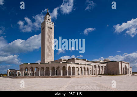 Tunisia, Tunis, Carthage, Mosque del Abedine - Stock Photo
