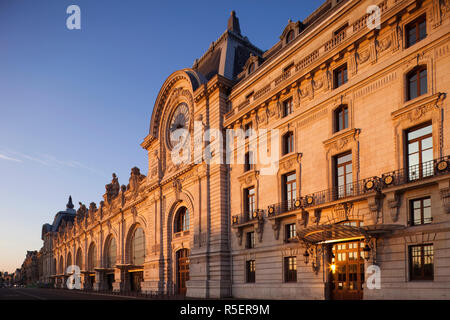 France, Paris, Musee d'Orsay - Stock Photo