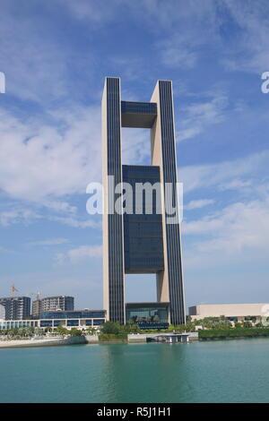 Four Seasons Hotel, Bahrain Bay, Manama, Kingdom of Bahrain - Stock Photo