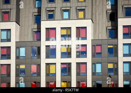 Liverpool city centre  apartments - Stock Photo
