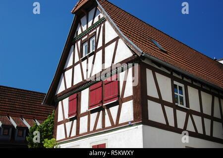 half-timbered house hinterstädel jockgrim