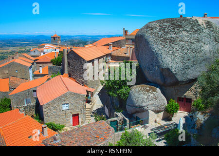 Monsanto village, Portugal - Stock Photo
