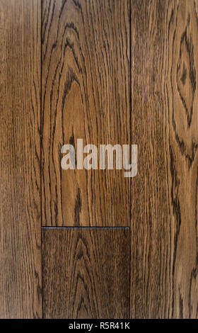 Laminate flooring wooden texture with deep facture - Stock Photo