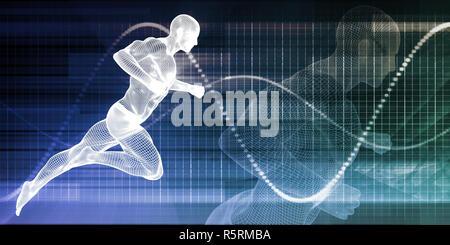 Fitness Technology - Stock Photo