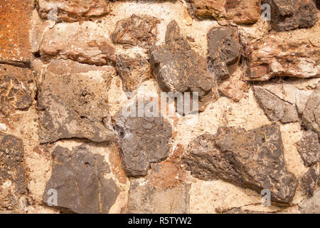 Stone on the mountain as a backgroung - Stock Photo