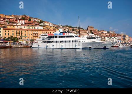 Porto Santo Stefano, Grosseto, Tuscany, Italy - Stock Photo