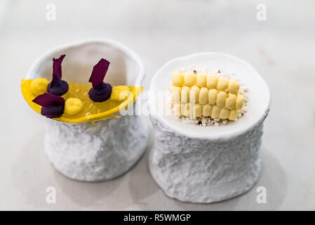 Sweet Potato Dessert - Stock Photo