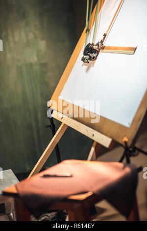 The creative engineer drawing board - Stock Photo