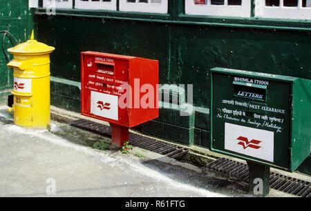 Postal Communication - Stock Photo