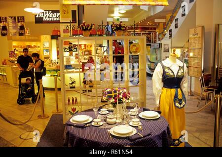 store gothenbore, Sweden - Stock Photo