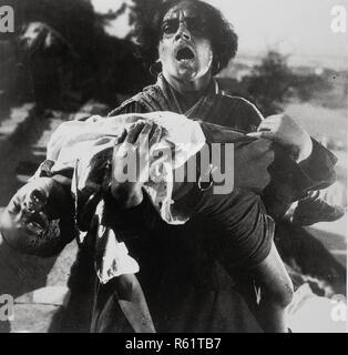 Original film title: BRONENOSETS POTYOMKIN. English title: THE BATTLESHIP POTEMKIN. Year: 1925. Director: SERGEI M. EISENSTEIN. Stars: ANONYMOUS. Credit: GOSKINO / Album - Stock Photo