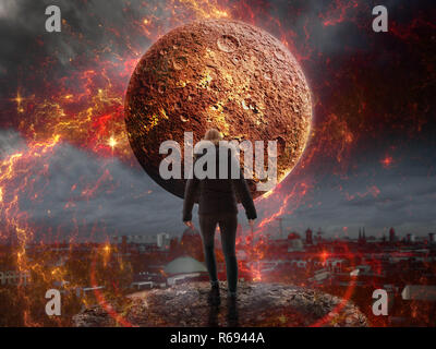 Armageddon - Stock Photo