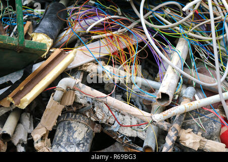 Electrical Waste - Stock Photo