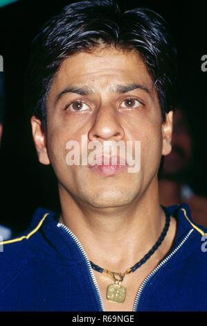 south asian india bollywood actor shah rukh khan, india, NO MR - Stock Photo