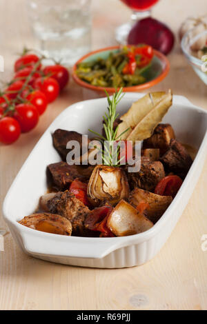 Stifado - Stock Photo