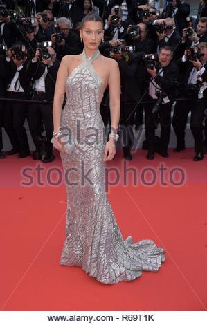 Bella Hadid cannes 20-05-2018 - Stock Photo
