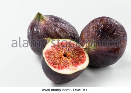 Figs In Close-Up - Stock Photo