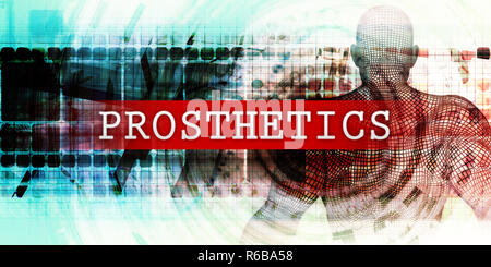 Prosthetics Sector - Stock Photo