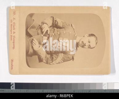 antique gentleman - Stock Photo