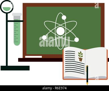 Science experiments and investigation - Stock Photo