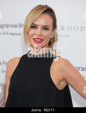 The 9th Annual Global Gift Gala held at the Rosewood Hotel in London.  Featuring: Amanda Holden Where: London, United Kingdom When: 02 Nov 2018 Credit: WENN.com - Stock Photo