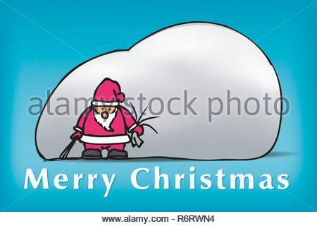 VP 6229446, BUNDESREPUBLIK DEUTSCHLAND, BAYERN, 06.06.2010,   An image of a funny merry christmas card   [Copyright notice: Markus Gann/McPHOTO/vario  - Stock Photo