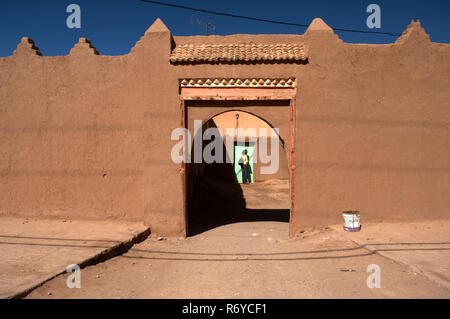 Er Rachidia, Sahara Desert - Stock Photo