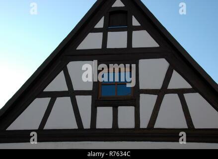 half-timbered house jockgrim
