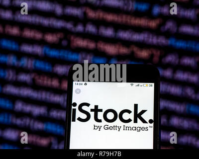 iStock is an online royalty free, international micro stock