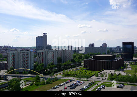 seat of Polish National Radio Symphony Orchestra - Stock Photo