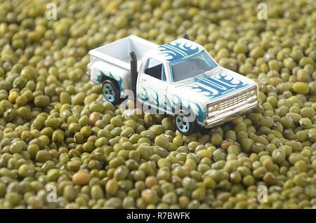 Hotwhells Truck - Stock Photo