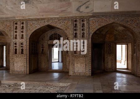 Agra Fort - Stock Photo