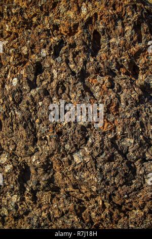 Volcanic stone texture - Stock Photo