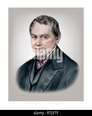 Christian Leopold von Buch 1774 - 1853 German Geologist Paleontologist
