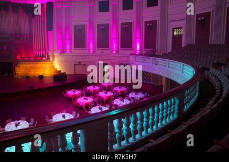 City Hall auditorium, Brisbane, Queensland, Australia - Stock Photo