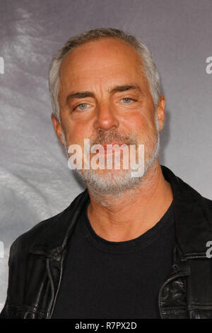 Westwood, California, USA. 10th Dec 2018. Titus Welliver at the World Premiere of Warner Bros' 'The Mule' held at the Regency Village Theatre in Westwood, CA, December 10, 2018. Photo by Joseph Martinez / PictureLux Credit: PictureLux / The Hollywood Archive/Alamy Live News