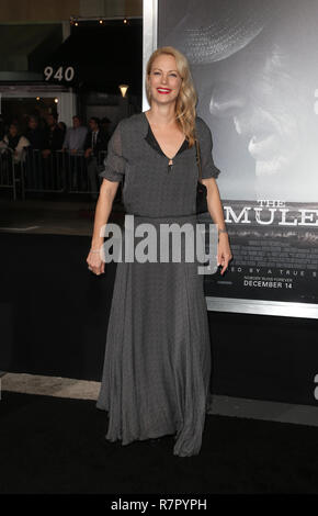 Westwood, California, USA. 10th Dec, 2018. Alison Eastwood, at the world premiere of The Mule at the Regency Village Theatre in Westwood, California on December 10, 2018. Credit: Faye Sadou/Media Punch/Alamy Live News