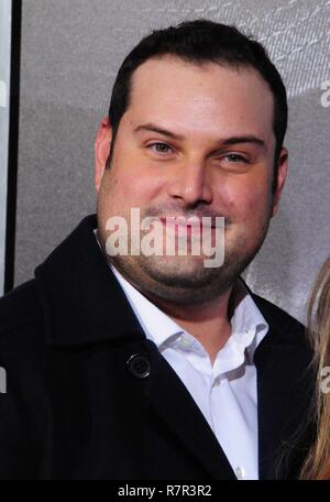 Westwood, California, USA. 10th Dec 2018. Actor Max Adler attends the World Premiere of Warner Bros. Pictures' 'The Mule' on December 10, 2018 at Regency Village Theatre in Westwood, California. Photo by Barry King/Alamy Live News