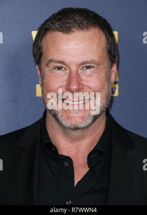 Beverly Hills, California, USA. 11th Dec 2018. Dean McDermott arrives at WE tv's Real Love: Relationship Reality TV's Past, Present And Future Event held at The Paley Center for Media on December 11, 2018 in Beverly Hills, Los Angeles, California, United States. (Photo by David Acosta/Image Press Agency) Credit: Image Press Agency/Alamy Live News - Stock Photo